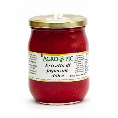 Estratto di peperone dolce 500 g