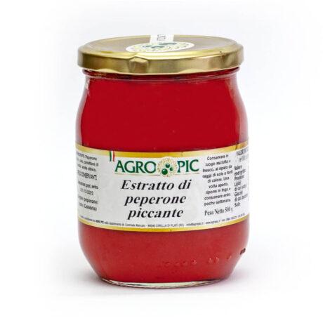 Estratto di peperone piccante 500 g