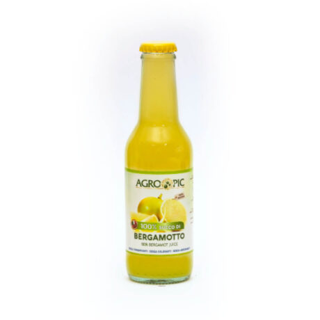 100% succo di bergamotto 200 ml