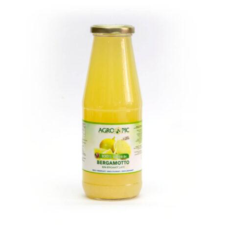 100% succo di bergamotto 720 ml