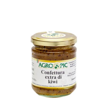 Confettura extra di kiwi 220 g