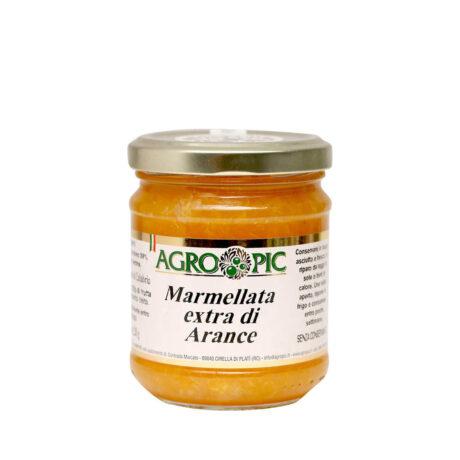 marmellata extra di arance 220 g