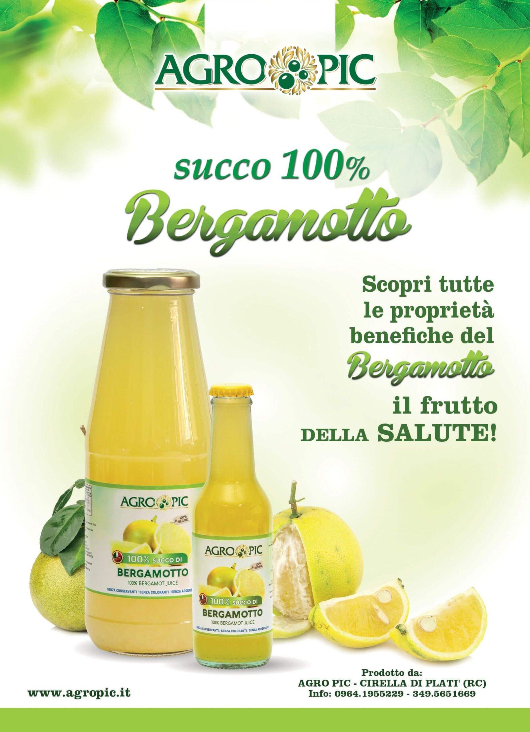 Agropic - Succo di bergamotto